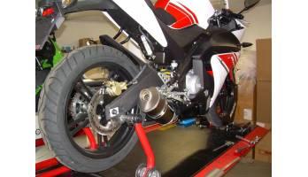 Yamaha R 125 Bodis CPL